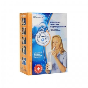 Дыхательный тренажер Фролова